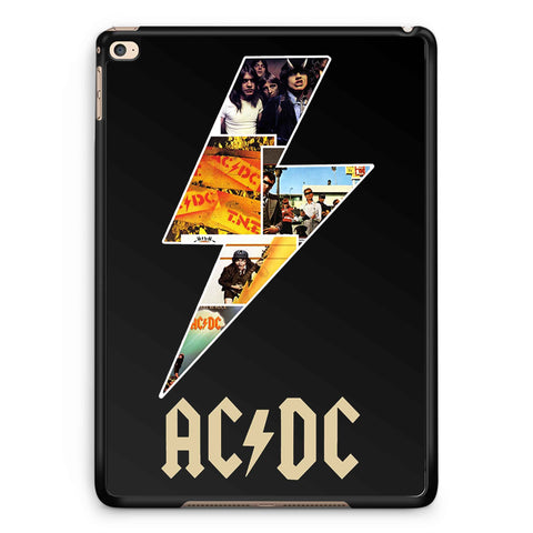 Acdc Band iPad 2 / 3 / 4 / 5 / 6| iPad Air / Air 2 | iPad Mini 1 / 2 / 3 / 4 | iPad Pro Case