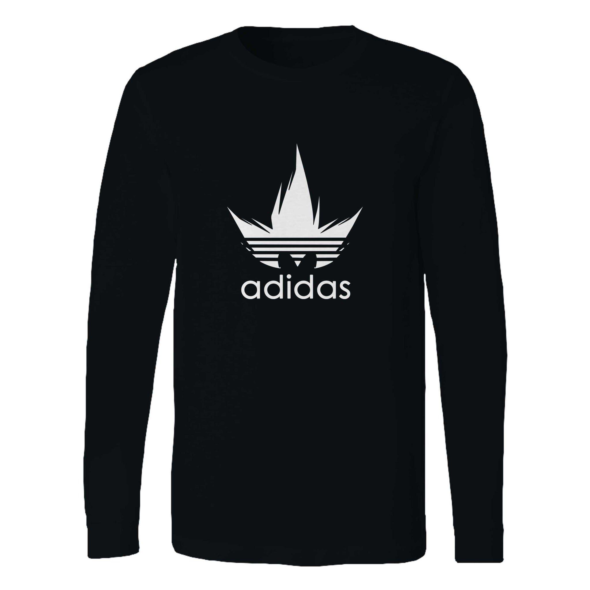 Adidas Saiyan Long Sleeve T-Shirt