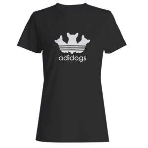 Adidogs Adidas Woman's T-Shirt