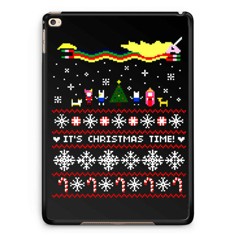 Adventure Time Art Christmas iPad 2 / 3 / 4 / 5 / 6| iPad Air / Air 2 | iPad Mini 1 / 2 / 3 / 4 | iPad Pro Case