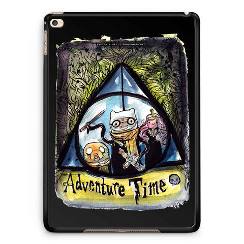 Adventure Time Harry Potter iPad 2 / 3 / 4 / 5 / 6| iPad Air / Air 2 | iPad Mini 1 / 2 / 3 / 4 | iPad Pro Case