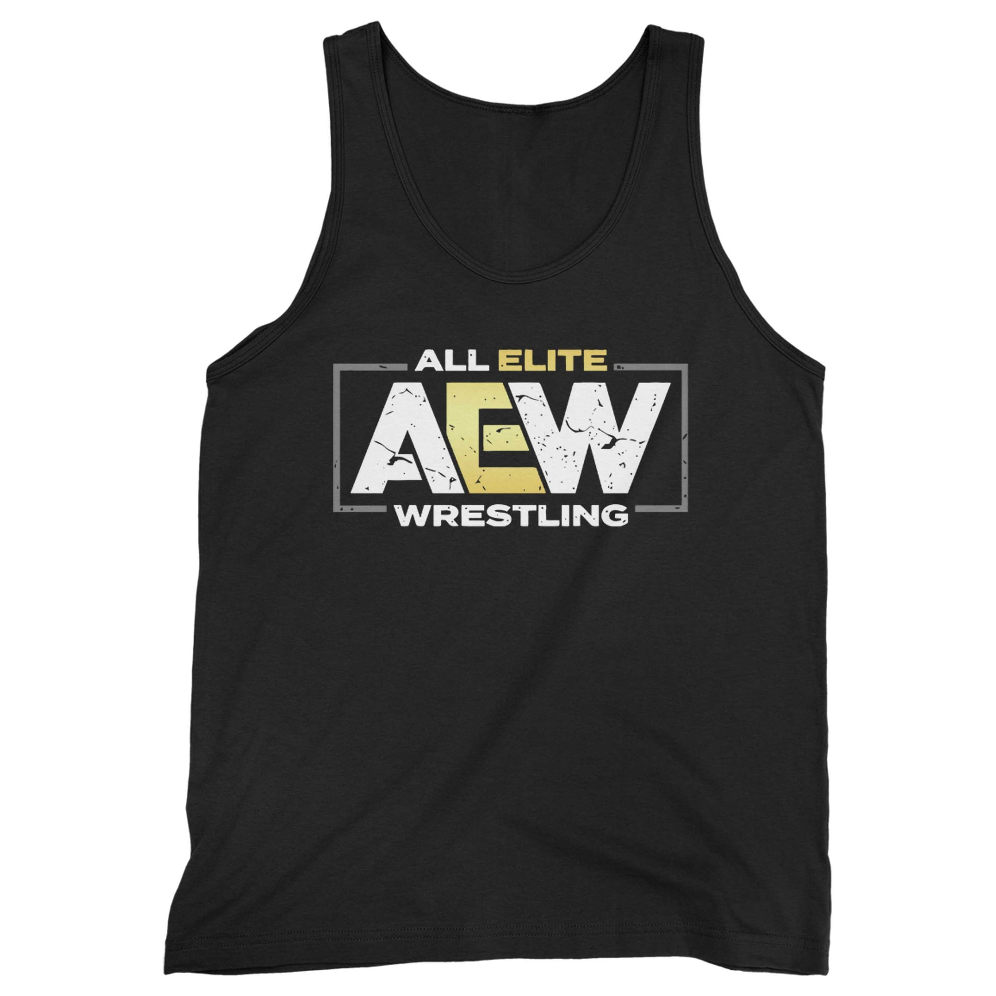 Aew All Elite Wrestling A New Era Man's Tank Top