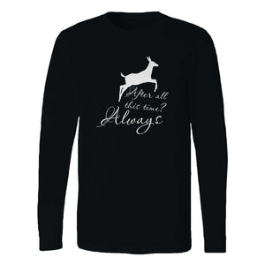 After All This Time Always Little Patronus Doe Long Sleeve T-Shirt