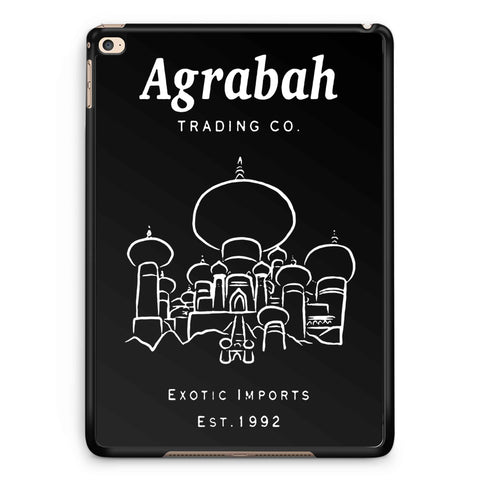 Agrabah Aladdin iPad 2 / 3 / 4 / 5 / 6| iPad Air / Air 2 | iPad Mini 1 / 2 / 3 / 4 | iPad Pro Case