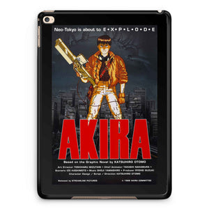 Akira Anime Manga Poster iPad 2 / 3 / 4 / 5 / 6| iPad Air / Air 2 | iPad Mini 1 / 2 / 3 / 4 | iPad Pro Case