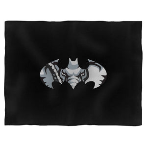 Alabama Batman Logo Blanket