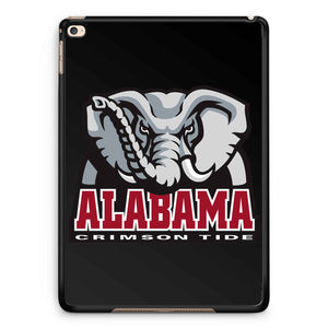 Alabama Elephant Logo iPad 2 / 3 / 4 / 5 / 6| iPad Air / Air 2 | iPad Mini 1 / 2 / 3 / 4 | iPad Pro Case