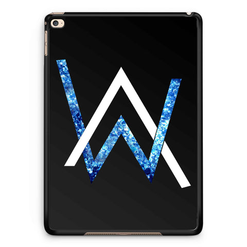 Alan Walker Emblem Glitter iPad 2 / 3 / 4 / 5 / 6| iPad Air / Air 2 | iPad Mini 1 / 2 / 3 / 4 | iPad Pro Case
