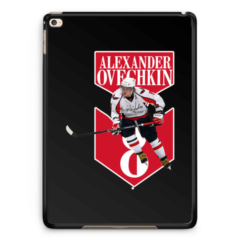 Alex Ovechkin Capitals 8 iPad 2 / 3 / 4 / 5 / 6| iPad Air / Air 2 | iPad Mini 1 / 2 / 3 / 4 | iPad Pro Case