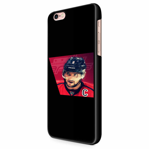 Alex Ovechkin Derailed The Rivalry iPhone 6/6S/6S Plus | 7/7S/7S Plus | 8/8S/8S Plus| X/XS/XR/XS Max 3D Case