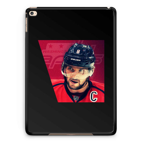 Alex Ovechkin Derailed The Rivalry iPad 2 / 3 / 4 / 5 / 6| iPad Air / Air 2 | iPad Mini 1 / 2 / 3 / 4 | iPad Pro Case