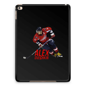 Alex Ovechkin Fight Macth iPad 2 / 3 / 4 / 5 / 6| iPad Air / Air 2 | iPad Mini 1 / 2 / 3 / 4 | iPad Pro Case