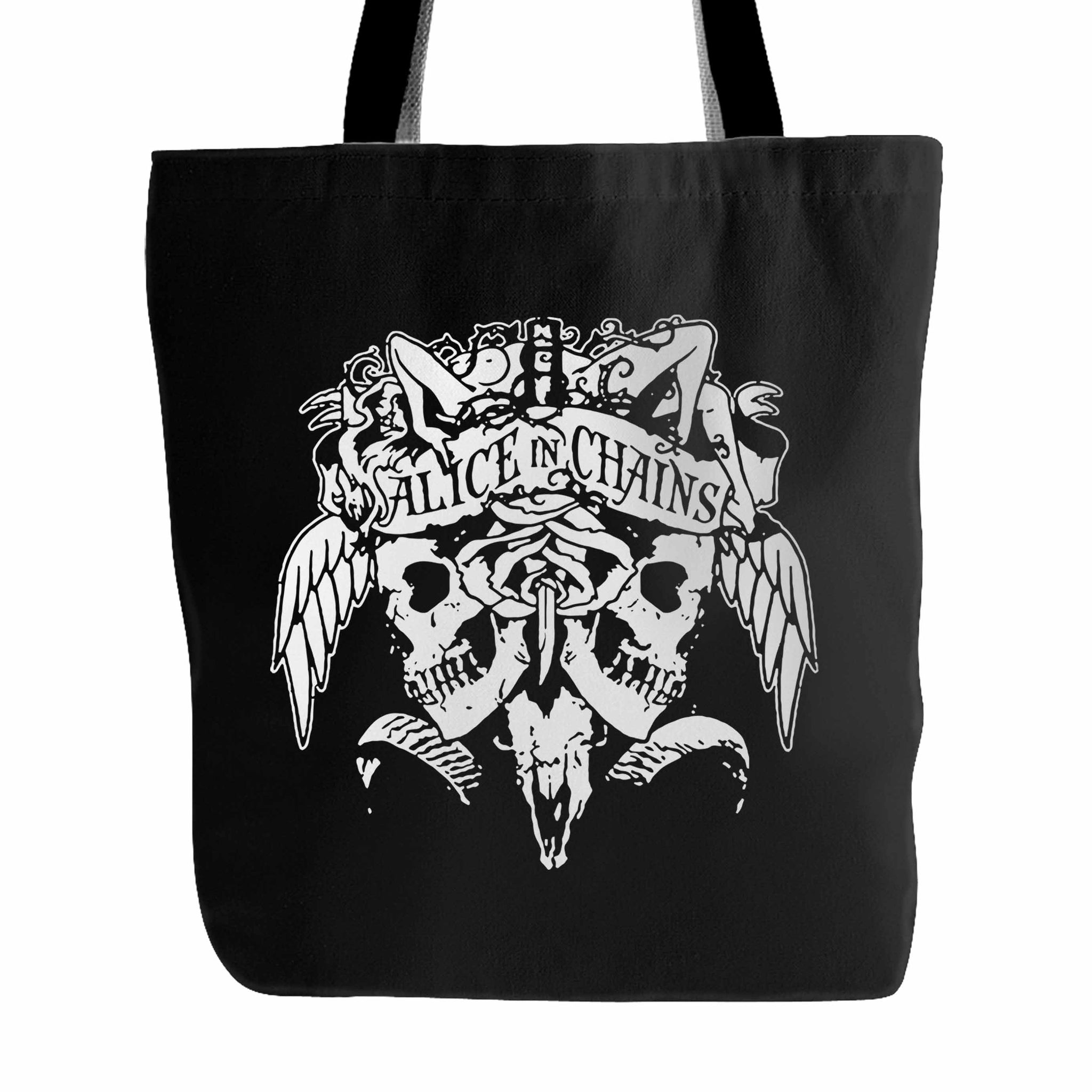 Alice In Chains Nutshell Tote Bag