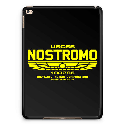 Alien Inspired Uscss Nostromo Weyland Yutani iPad 2 / 3 / 4 / 5 / 6| iPad Air / Air 2 | iPad Mini 1 / 2 / 3 / 4 | iPad Pro Case