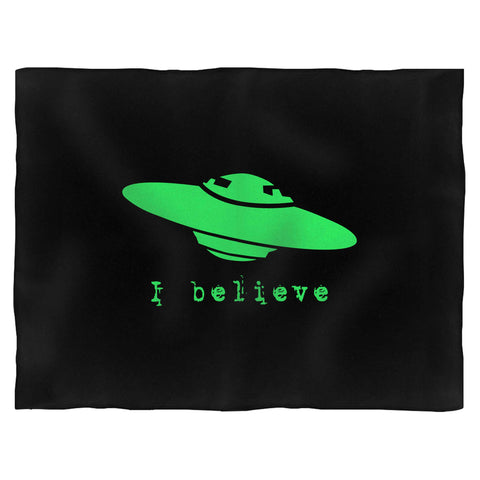 Aliens I Believe Blanket