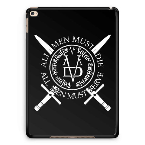 All Men Must Serve Nebula Wall Game Of Throne iPad 2 / 3 / 4 / 5 / 6| iPad Air / Air 2 | iPad Mini 1 / 2 / 3 / 4 | iPad Pro Case