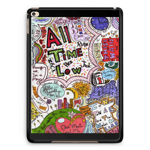 All Time Low iPad 2 / 3 / 4 / 5 / 6| iPad Air / Air 2 | iPad Mini 1 / 2 / 3 / 4 | iPad Pro Case