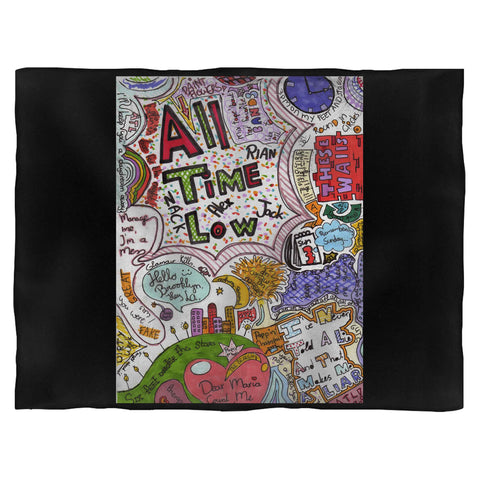 All Time Low Blanket