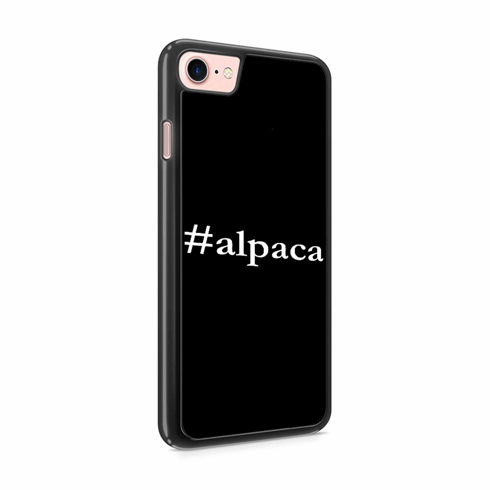 Alpaca Hashtag iPhone 8 / 8 Plus Case