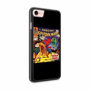 Amazing Spider-Man The Tentacles And The Trap Iphone 7 / 7 Plus / 6 / 6s / 6 Plus / 6S Plus / 5 / 5S / 5C Case