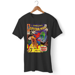 Amazing Spider-Man The Tentacles And The Trap Man's T-Shirt