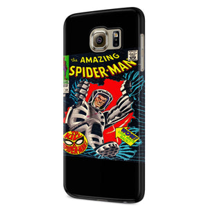 Amazing Spider-Man To Kill A Spider Man Samsung Galaxy S6 S6 Edge Plus/ S7 S7 Edge / S8 S8 Plus / S9 S9 plus 3D Case