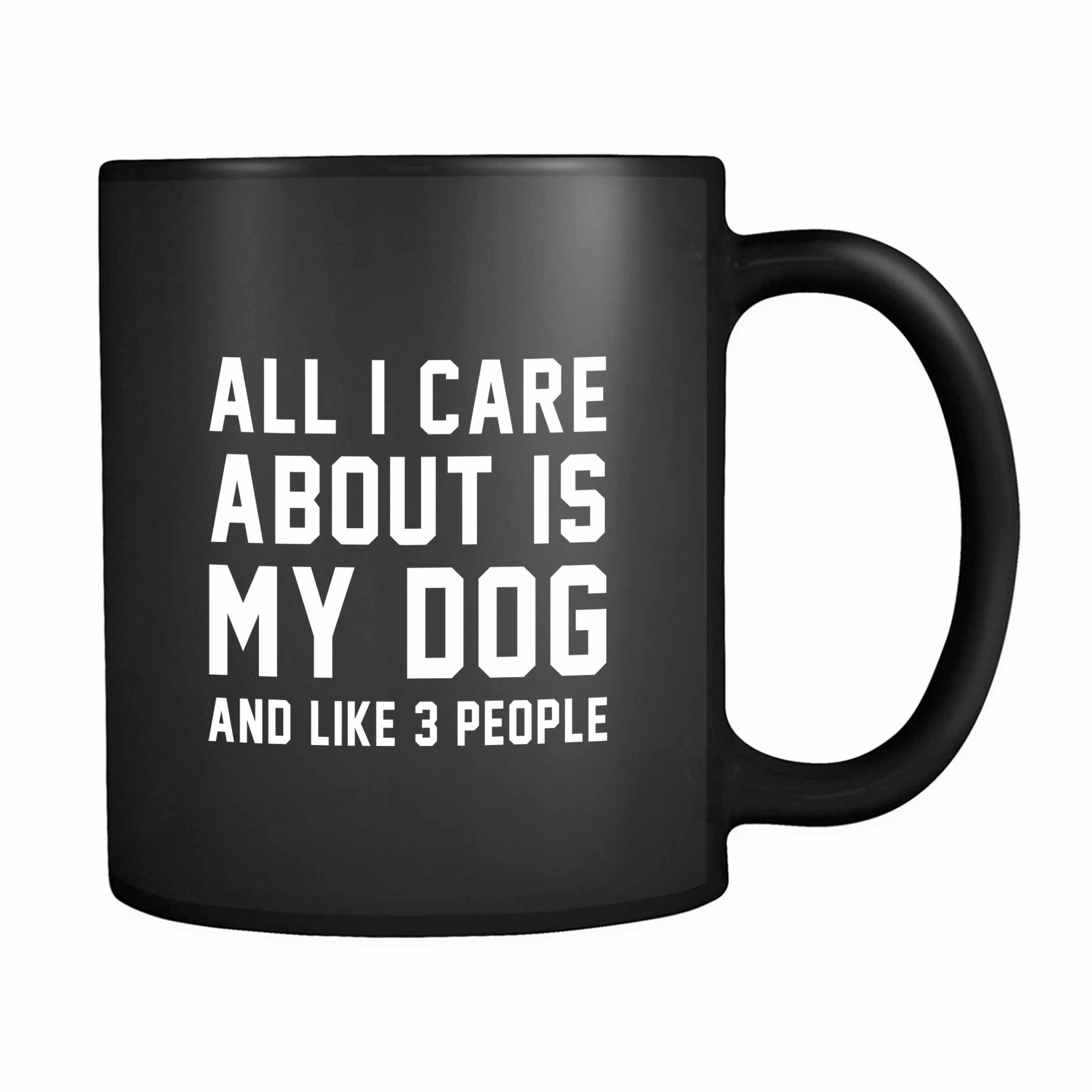 And Like 3 People 11oz Mug