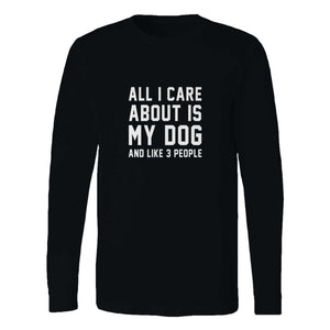 And Like 3 People Long Sleeve T-Shirt