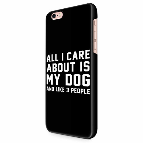 And Like 3 People iPhone 6/6S/6S Plus | 7/7S/7S Plus | 8/8S/8S Plus| X/XS/XR/XS Max 3D Case