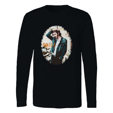 Andrew Hozier Byrne Take Me To Church Hozier Long Sleeve T-Shirt