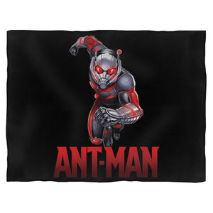 Ant Man Attack Pose Blanket