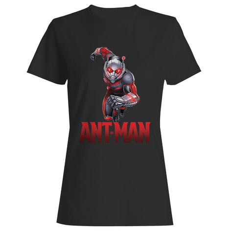 Ant Man Attack Pose Woman's T-Shirt