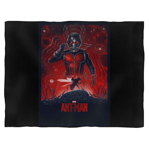 Ant Man Poster Regular Blanket