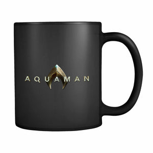 Aquaman New Logo 11oz Mug