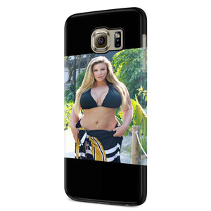 Ashley Alexiss Samsung Galaxy S6 S6 Edge Plus/ S7 S7 Edge / S8 S8 Plus / S9 S9 plus 3D Case