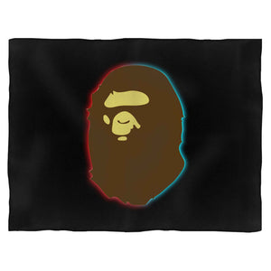 Bape A Bathing Ape Hip Hop Blanket
