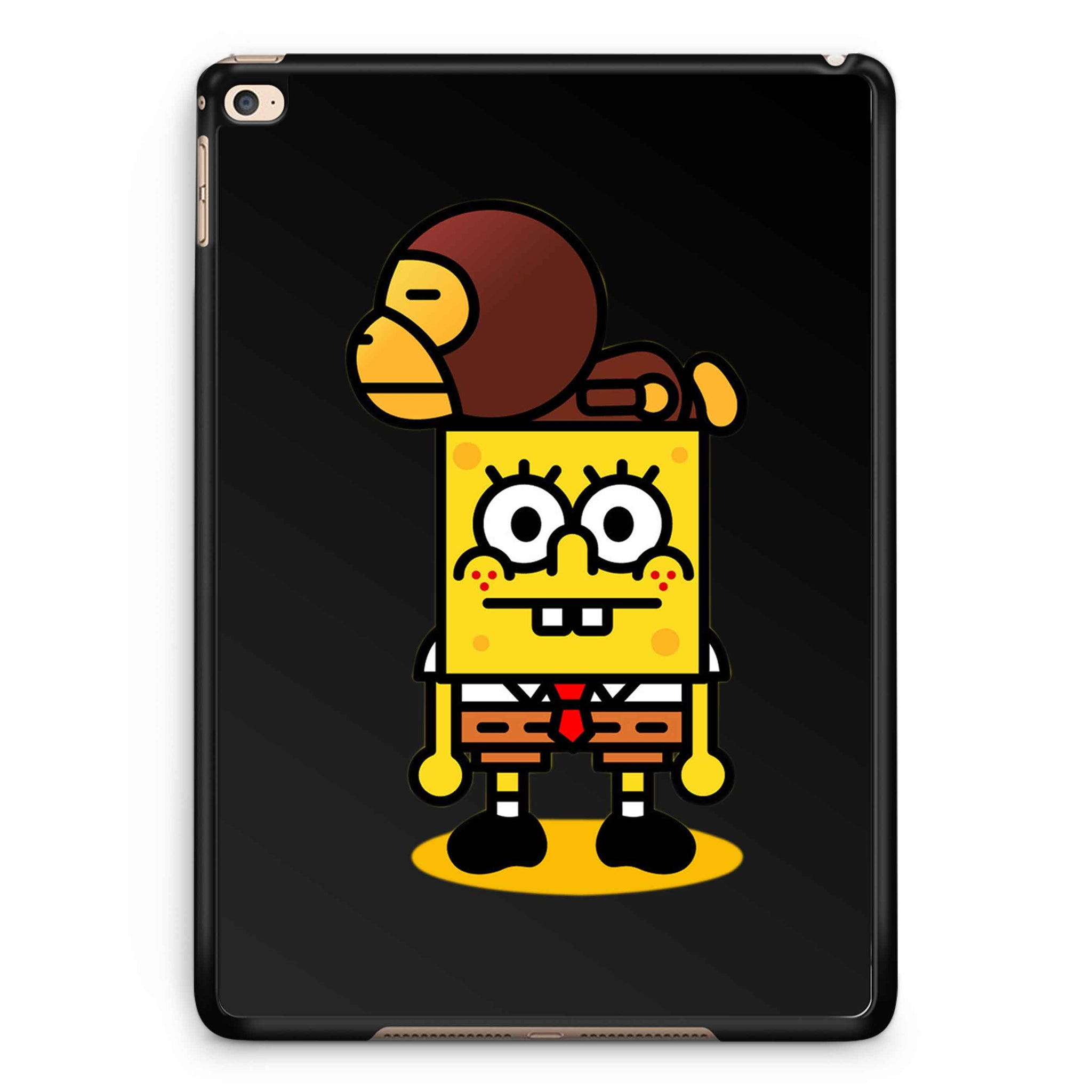 Bape X Spongebob iPad 2 / 3 / 4 / 5 / 6| iPad Air / Air 2 | iPad Mini 1 / 2 / 3 / 4 | iPad Pro Case