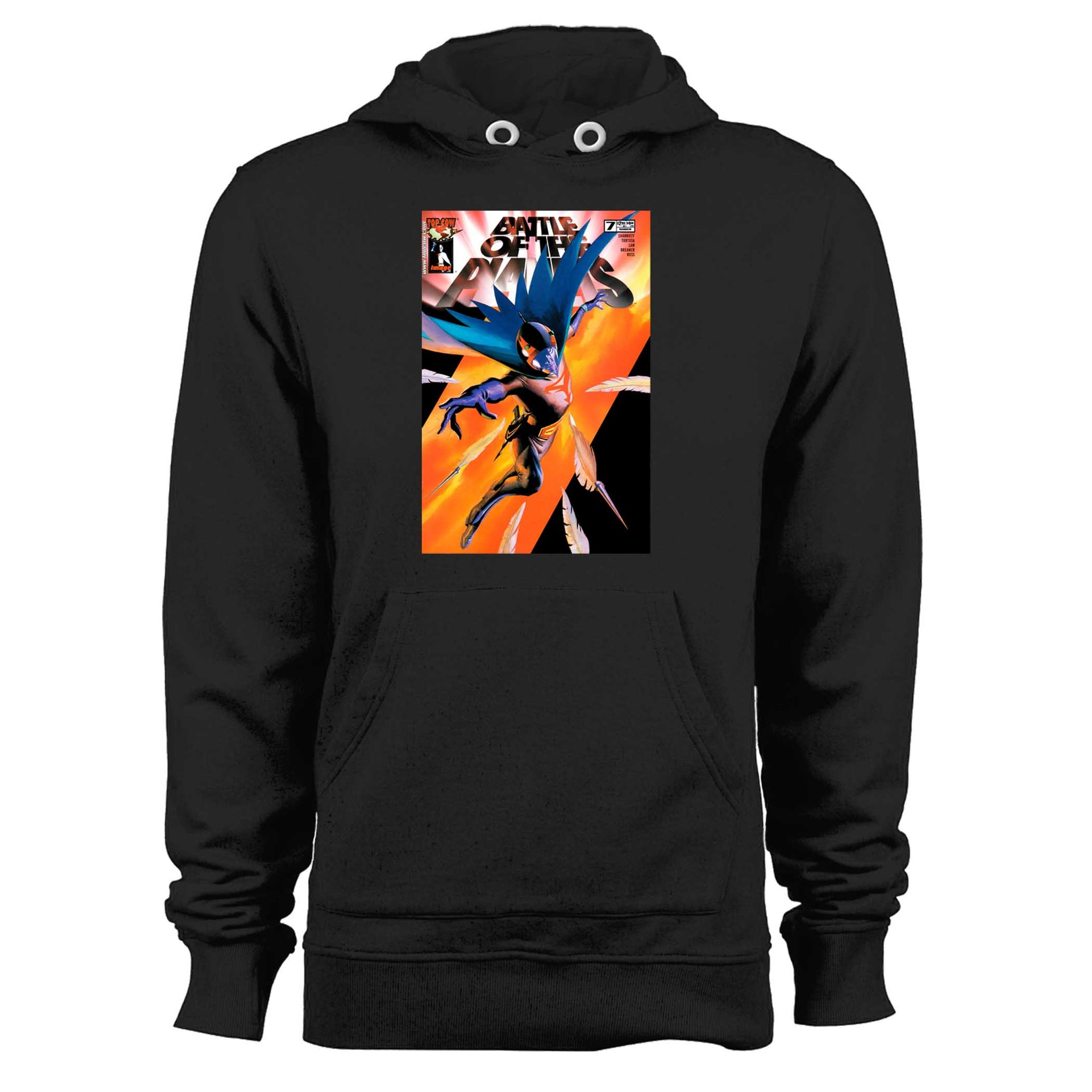 Battle Of The Planets Unisex Hoodie