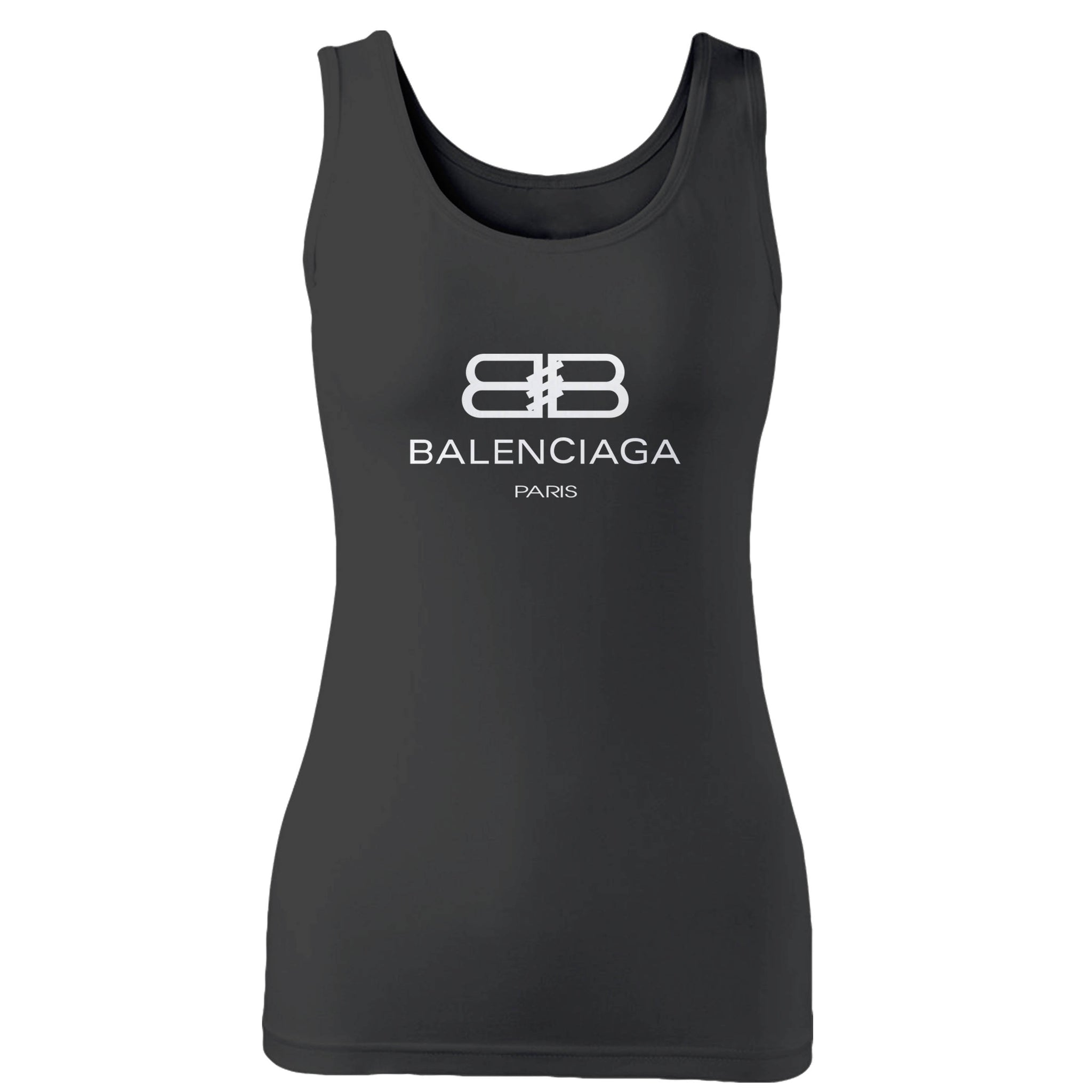 Bb Balenciaga Woman's Tank Top
