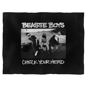 Beastie Boys Check Your Head Blanket