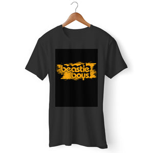Beastie Boys Logo Art Man's T-Shirt