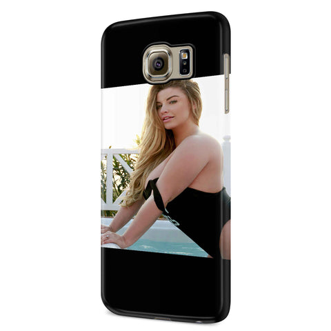 Beauty And Body Talk Ashley Alexiss Samsung Galaxy S6 S6 Edge Plus/ S7 S7 Edge / S8 S8 Plus / S9 S9 plus 3D Case