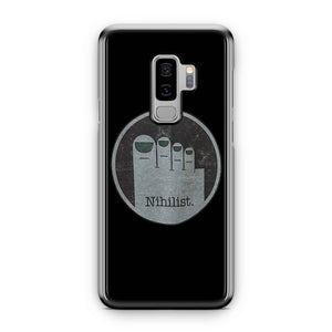 Big Lebowski Nihilist Samsung Galaxy S9 / S9 Plus Case