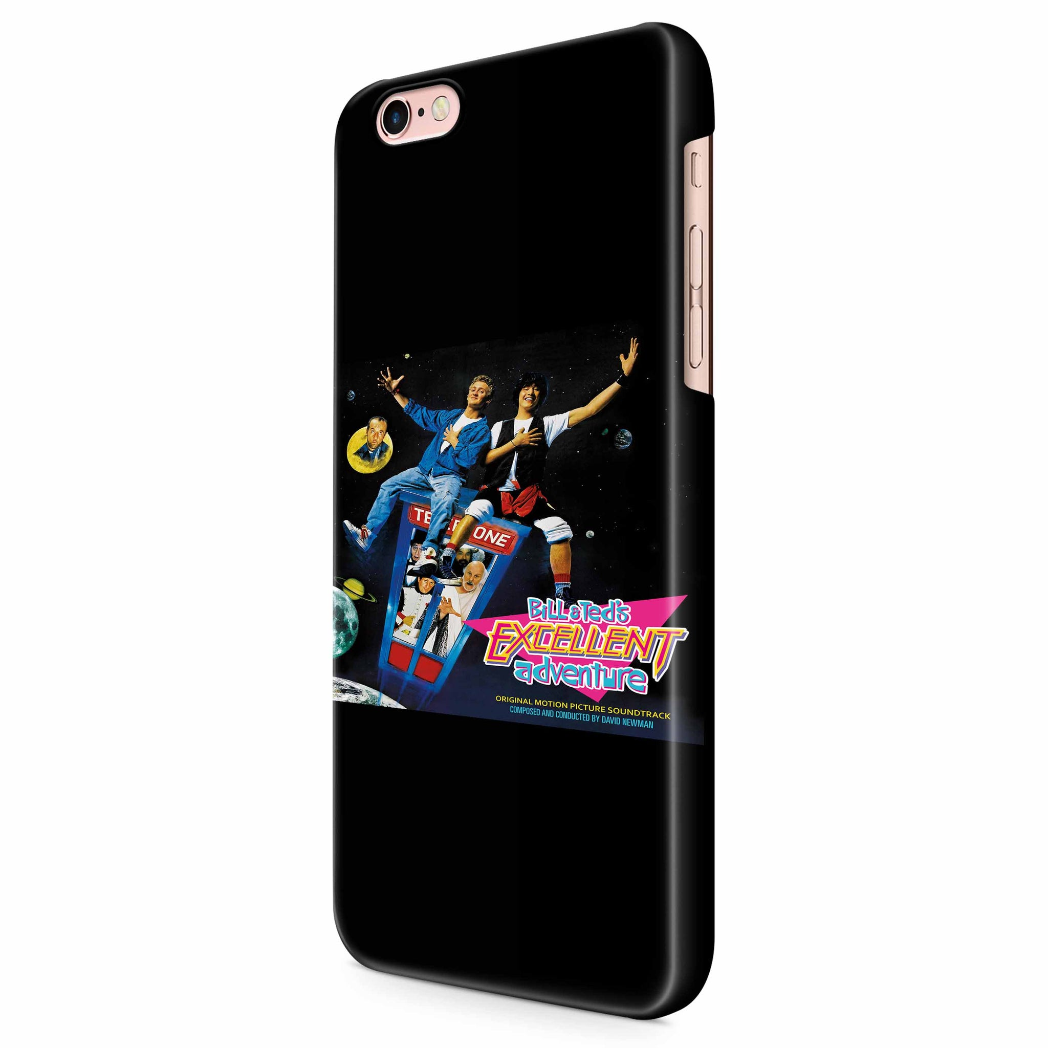 Bill And Ted's Excellent Adventure Keanu Reeves And Alex Winter iPhone 6/6S/6S Plus | 7/7S/7S Plus | 8/8S/8S Plus| X/XS/XR/XS Max 3D Case