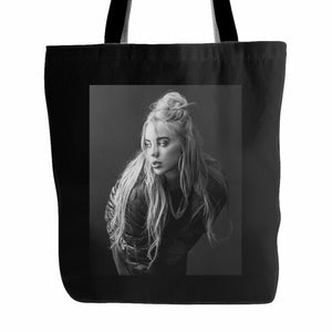 Billie Eilish Fans We Love Billie Eilish Black Tote Bag
