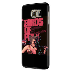 Birds Of Prey 2 Samsung Galaxy S6 S6 Edge Plus/ S7 S7 Edge / S8 S8 Plus / S9 S9 plus 3D Case