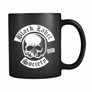 Black Label Society Logo 11oz Mug