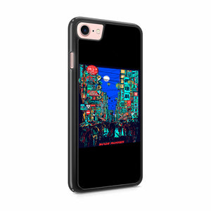 Blade Runner Art Iphone 7 / 7 Plus / 6 / 6s / 6 Plus / 6S Plus / 5 / 5S / 5C Case