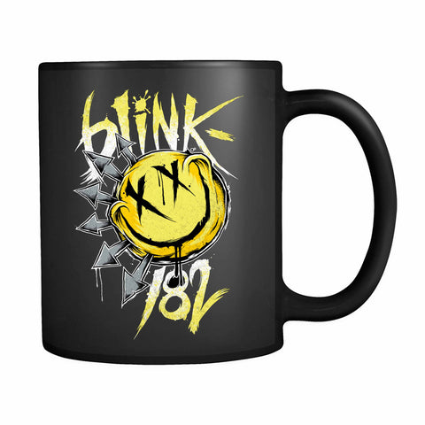 Blink 182 Logo 11oz Mug