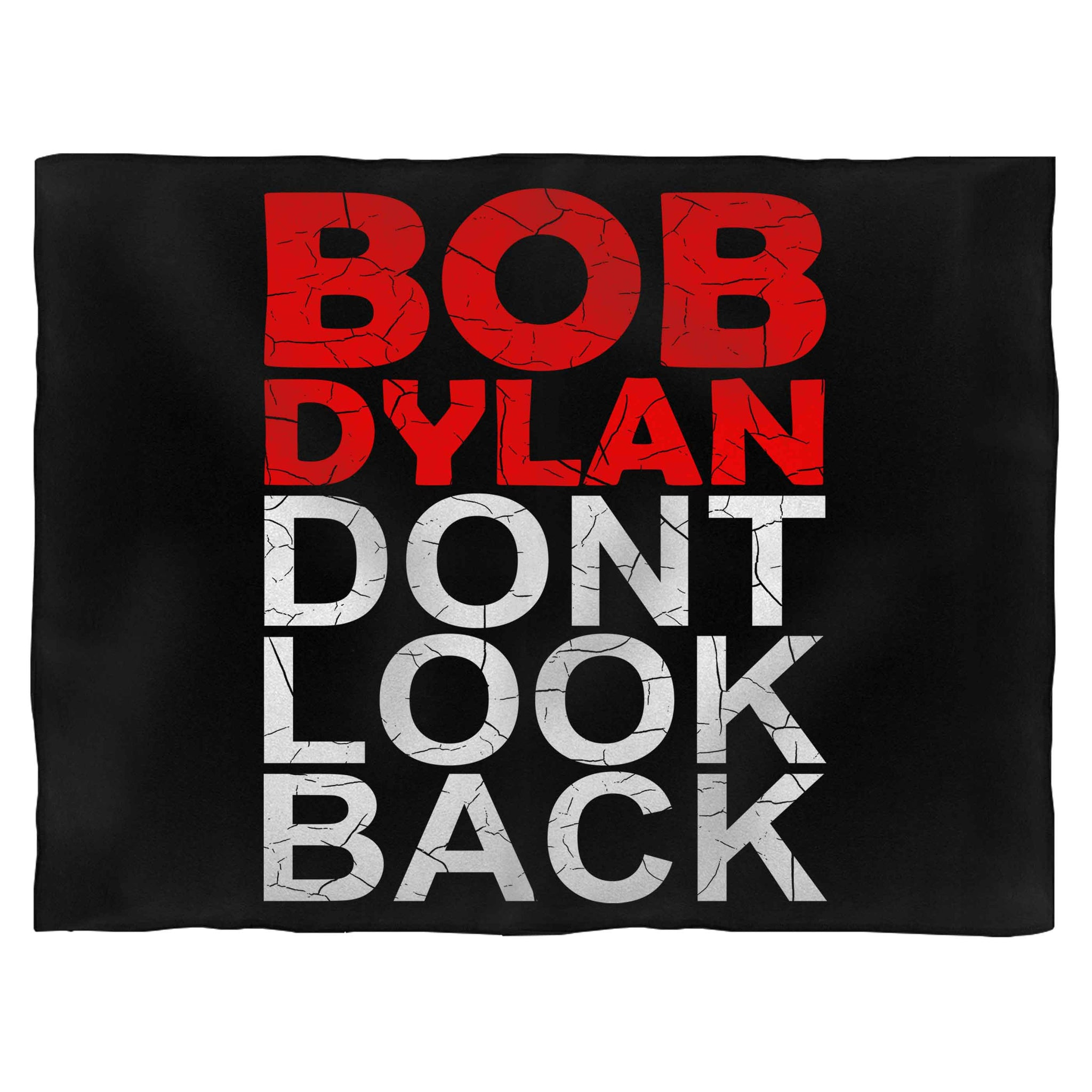 Bob Dylan Dont Look Back Blanket